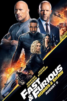 Fast & Furious - Hobbs and Shaw